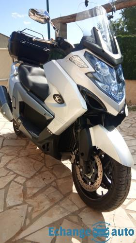 ECH ou VDS Maxi scooter Kymco My road 700 ABS