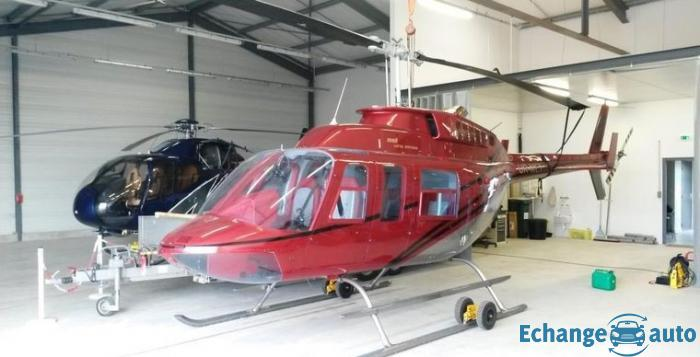Exceptionnel Bell 206 Long Ranger II