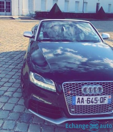 Cabriolet AUDI A5 3.0 DECAPOTABLE FULL RS5