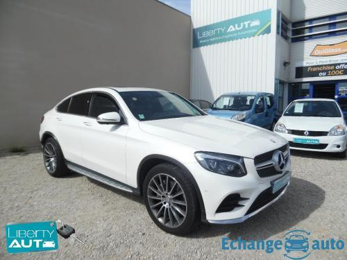 MERCEDES GLC COUPE 250 d 204ch Fascination 4Matic