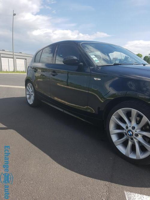 Bmw série 1,pack luxe ,120d