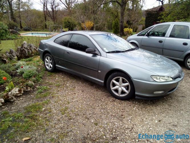 coupé Peugeot 406 2l2 CT OK