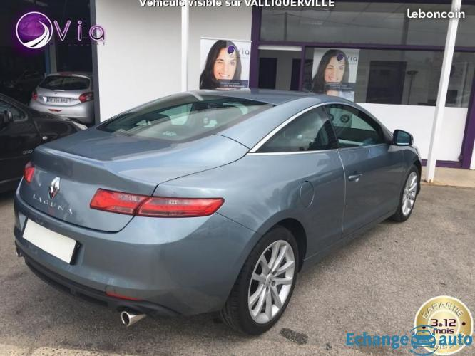 Renault laguna coupe gt 175 ch initiale