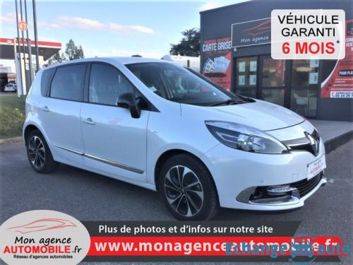 Renault Scenic Bose EDC 6 110CV A Phase 2 1.5 Dci