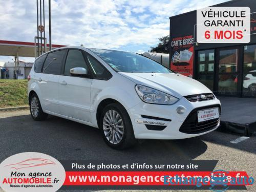 Ford S-Max 7Places Trend 2014 GPS 1.6 115