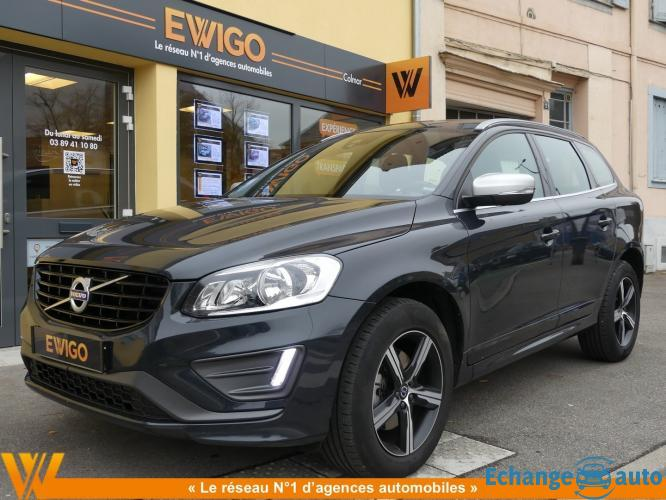 VOLVO - XC60 T5 AWD 245 R-DESIGN GEARTRONIC 8