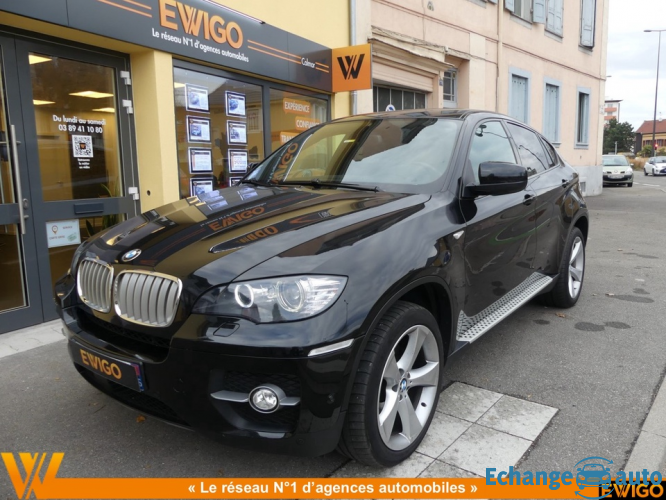 BMW - X6 (E71) (2) XDRIVE40DA 306 EXCLUSIVE