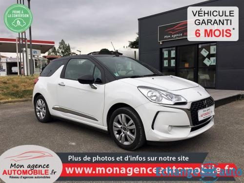 DS DS3 Cabriolet 82Ch 1.2 Vti BE Chic