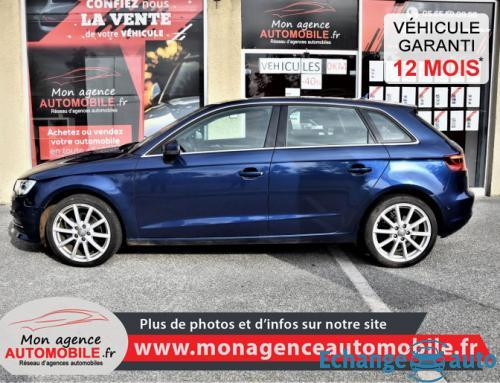 Audi A3 SPORTBACK 1.6 TDI 110 S tronic 7 AMBITION LUXE