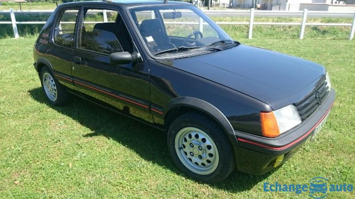 peugeot 205   GTI  1.6  youngtimer