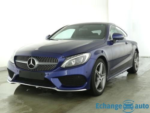 MERCEDES-BENZ Classe C Coupe 220 d 170ch pack AMG