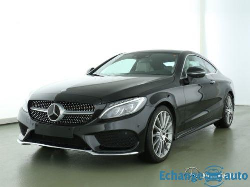 MERCEDES-BENZ Classe C Coupe 250 d 204ch pack AMG