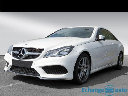 MERCEDES-BENZ Classe E Coupe 250 d 204ch pack AMG