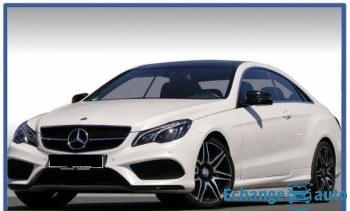 MERCEDES-BENZ Classe E Coupe 220 pack AMG