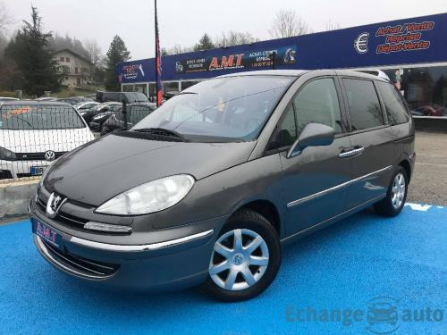 PEUGEOT 807 2.0 HDi 163ch  Active 7 Places