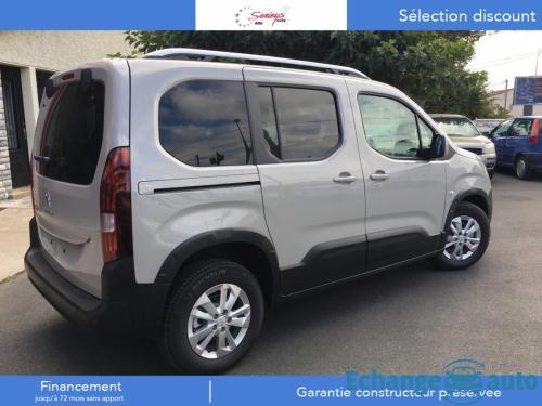 PEUGEOT RIFTER Allure BlueHDi 130 GPS Hayon Ouvert