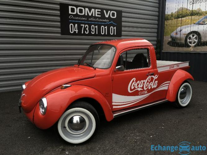 PICK UP VOLKSWAGEN COCCINELLE