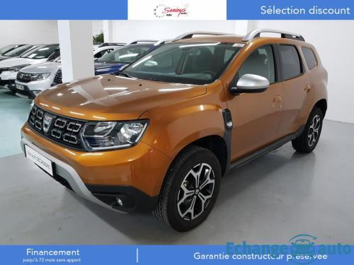 DACIA DUSTER Prestige Blue dCi 115 4x4 Camera 360