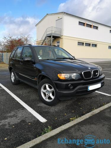 BMW X5 3.0IA e53 pack luxe