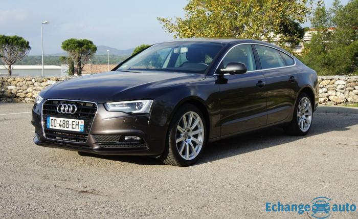 AUDI A5 SPORTBACK 3.0 204 AMBITION LUXE