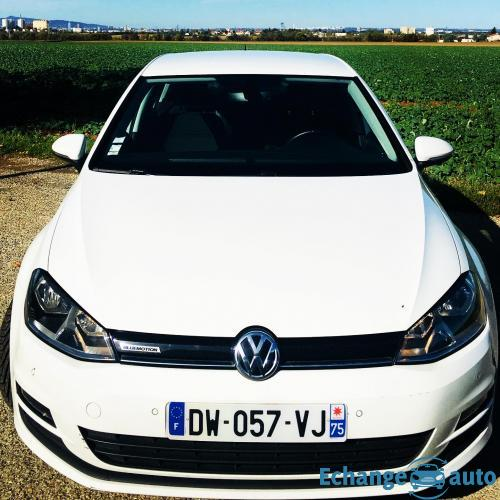 VOLKSWAGEN GOLF 7 BUSINESS 1.6 TDI 110 CHEVAU