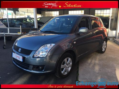 SUZUKI SWIFT II 1.3 16V 90 GLX 4x4 JA+Pneu Neige