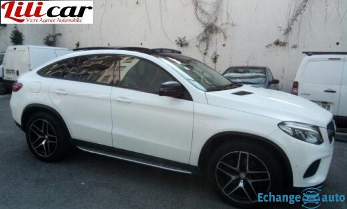 Mercedes Classe GLE coupe 350 d 4MATIC AMG