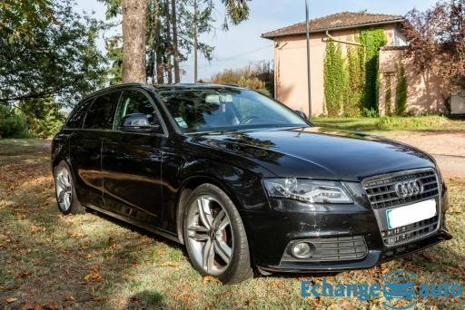 Audi A4 break ambition luxe