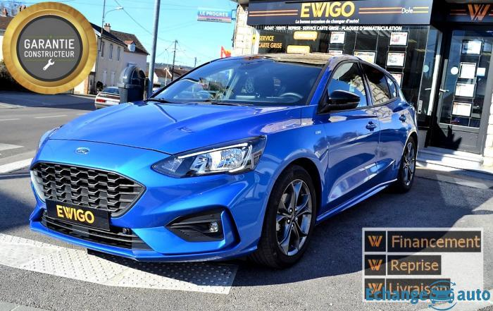 FORD FOCUS 1.0 ECOBOOST 125 CH S&S ST Line