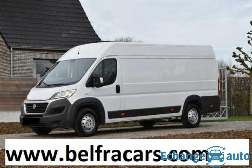 FIAT DUCATO FOURGON 2.3 MJT 131ch CAMERA/PDC/CLIM/GPS/REGULVIT/BLTH/ATTACHEREMORQ