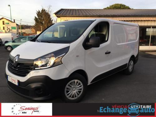 Renault Trafic FG Grand Confort 1.6 dCi 90 L1H1