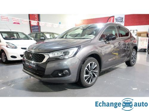 DS DS4 Crossback BlueHDi 120 SetS Connected Chic
