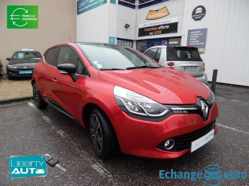RENAULT CLIO IV TCe 90 eco2 Intens faible KM