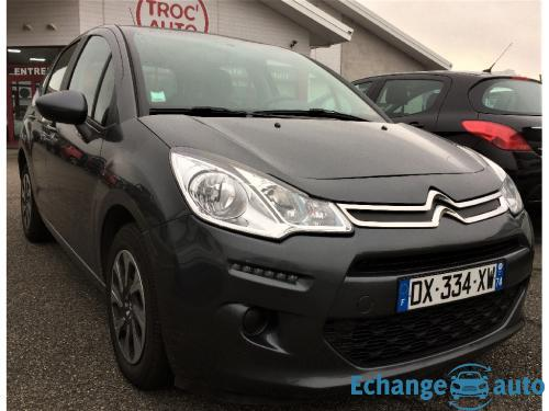 CITROEN C3 1.6 BlueHDi 100 SetS Confort