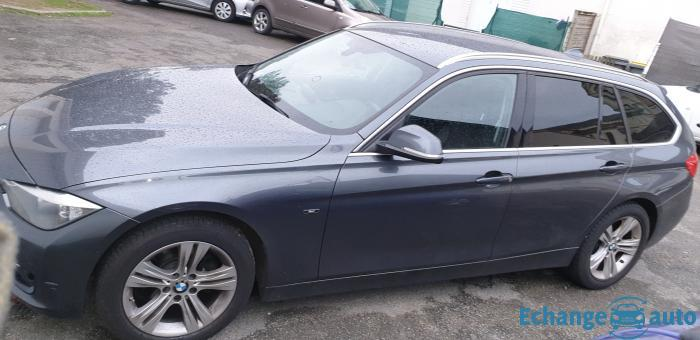 BMW 318 d touring sport pack m