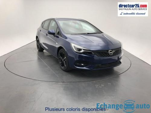 Opel Astra Nouvelle 1.5 DIESEL 122 CH BVA9 ULTIMATE