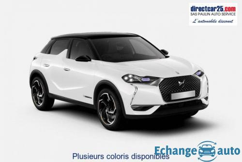 DS DS 3 DS3 Crossback BlueHDi 100 S BVM6 Performance
