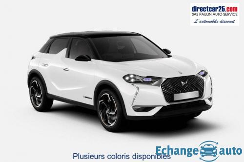 DS DS 3 DS3 Crossback PURETECH 100 S BVM6 BUSINESS