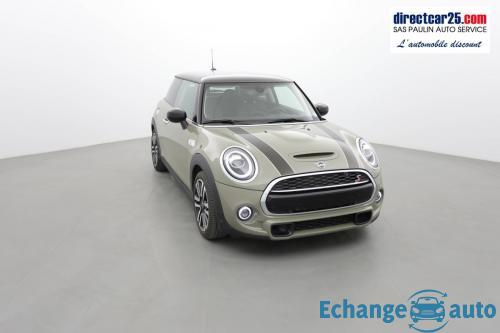 Mini Mini F56 LCI COOPER S 192 CH BVA7 FINITION