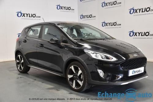 Ford Fiesta VI 1.0 ECOBOOST 85 S&S 4CV ACTIVE PACK