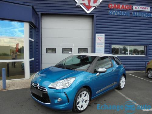 DS DS 3 1.6 L HDI 90 CV SO CHIC DS3