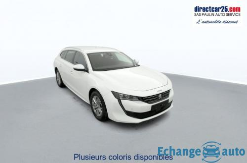 Peugeot 508 SW BlueHDi 130 ch S EAT8 Active