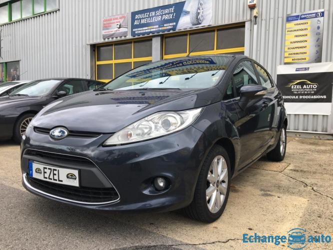 FORD FIESTA V AFFAIRES 1.4 TDCI 70 2 places