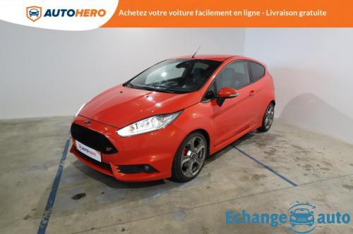 Ford Fiesta 1.6 EcoBoost ST 3P 182 ch