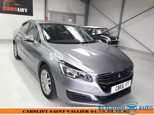Peugeot 508 1.6 BlueHDI 120 CH S&S Style
