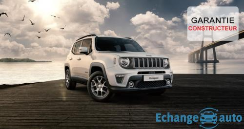 Jeep Renegade MY19 1.3 GSE T4 150 Ch BVR6 / Limited
