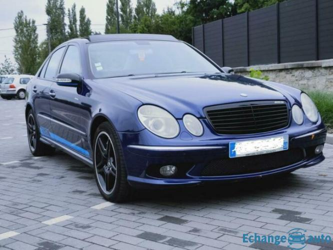 Mercedes E55 amg collector FULL option