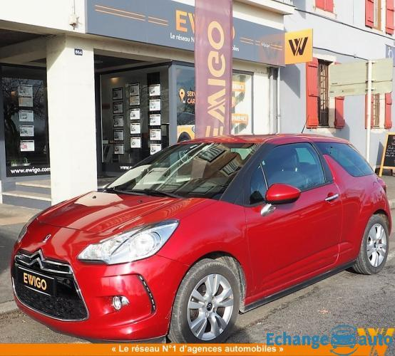 CITROEN DS3 - 1.6 E-HDI 90 AIRDREAM SO CHIC