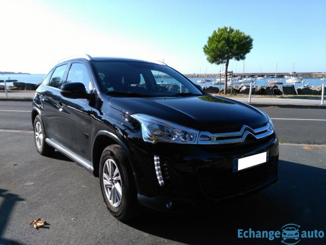Citroën C4 Aircross 115ch  -> Break mm km