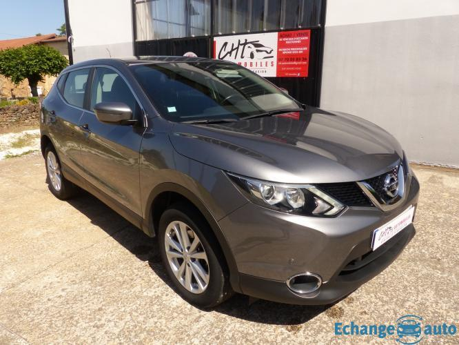 NISSAN QASHQAI 1.5L DCI 110 BUSINESS EDITION